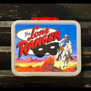 GENERAL MILLS CHEERIOS Lone Ranger Collectible Tin